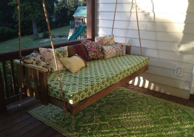 Pallet Swings Chair Bed Bench Seating Plans