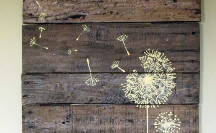 Pallet Wood Sign Ideas