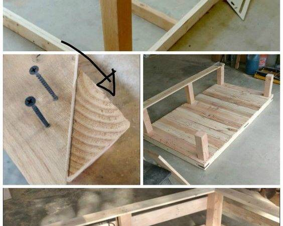 Pallets Beds More Diy Crafts Gazebo Awesome Swing