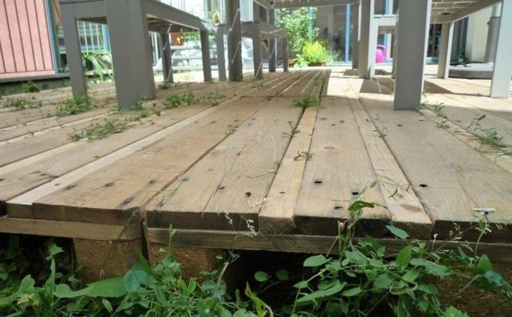 Pallets Floors Patios Decks Creative Pallet