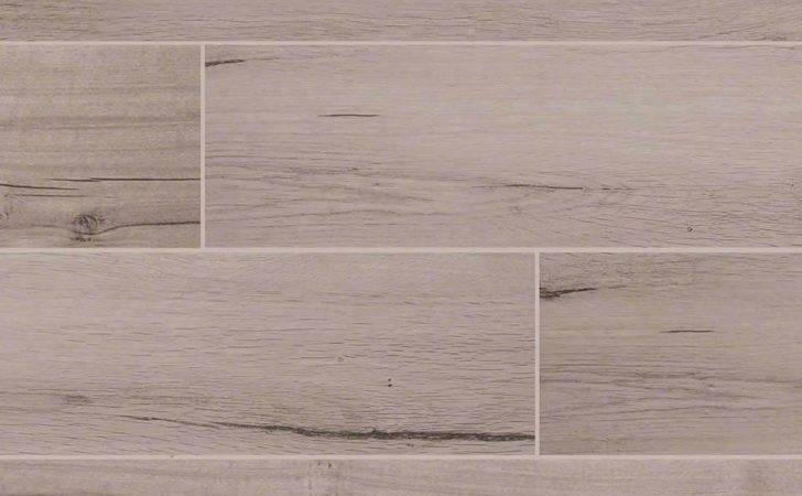 Palmetto Porcelain Fog Wood Look Tile
