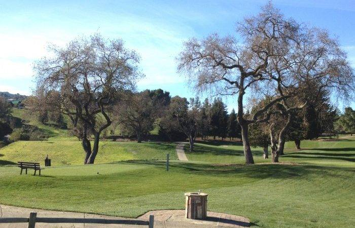 Palo Alto Hills Golf Country Club Before