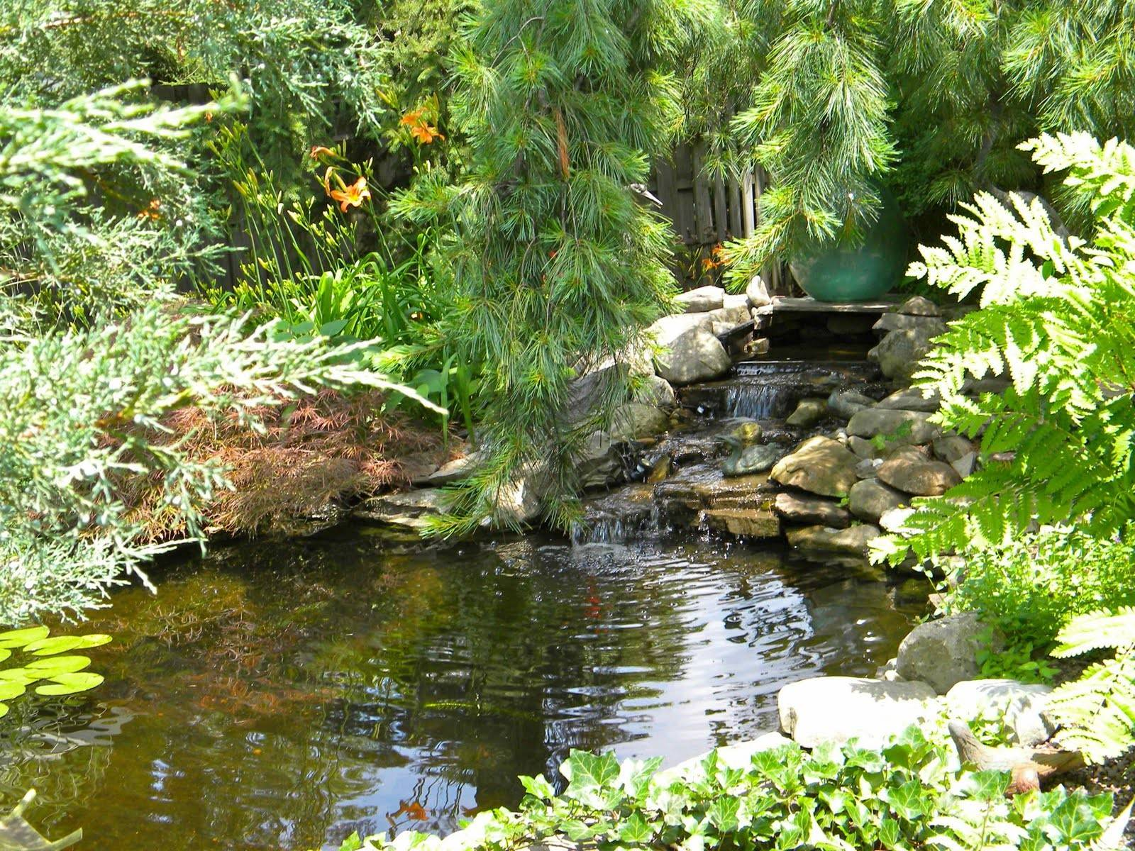 Pam English Cottage Garden Monroe County Tour