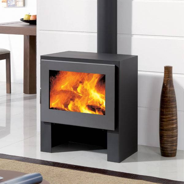 Panadero Boston Contemporary Wood Burning Stove