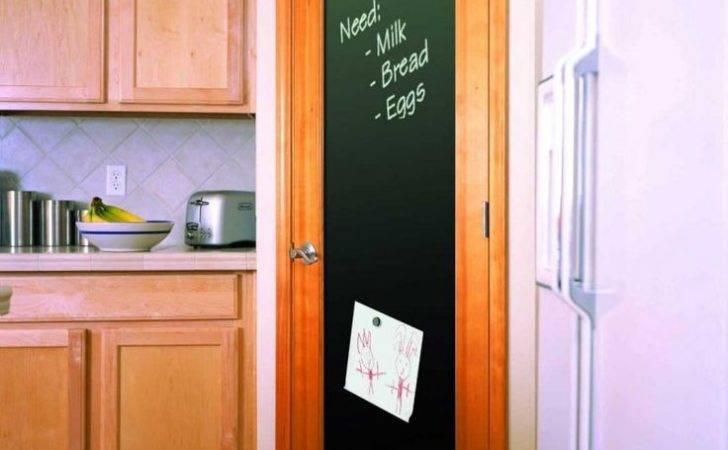 Pantry Door Playroom Chalkboard Ideas New Home Pinte