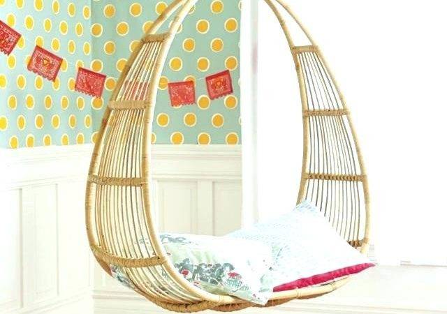 Papasan Swing Chair Outdoor Hanging Hammock