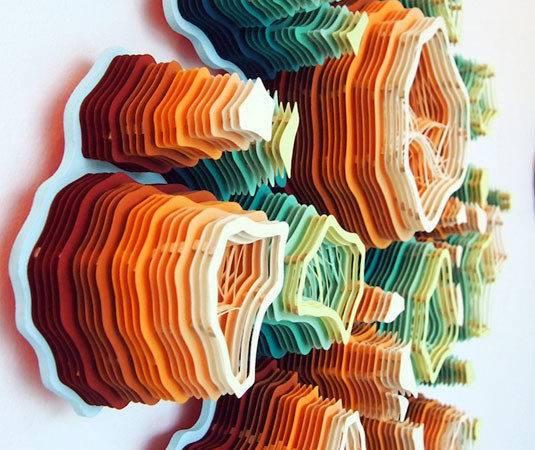 Paper Art Beautiful Examples Graphic Design Creative Bloq