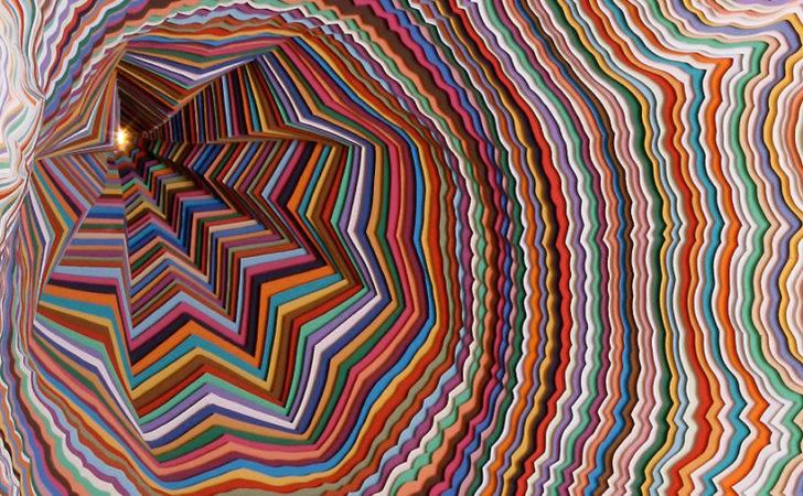 Paper Art Jen Stark