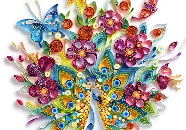 Paper Art Pinterest Neli Quilling