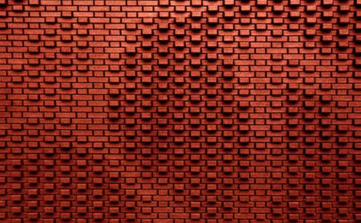 Parametric Design Brick Surfaces Zwarts Jansma Architects