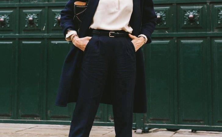 Parisian Uniform Dressing Ines Fressange Not