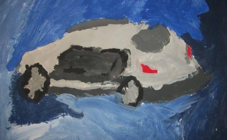 Parker Art Blog Mrs Davis Monochromatic Paintings