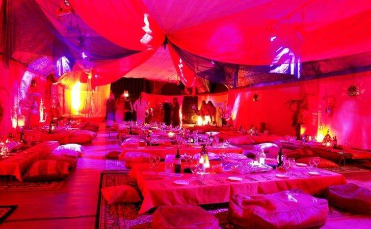 Party Middle Eastern Style Dreams Nights Pinterest