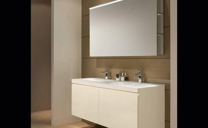 Passepartout Italian Luxury Bathroom Vanities Lacquered Wood