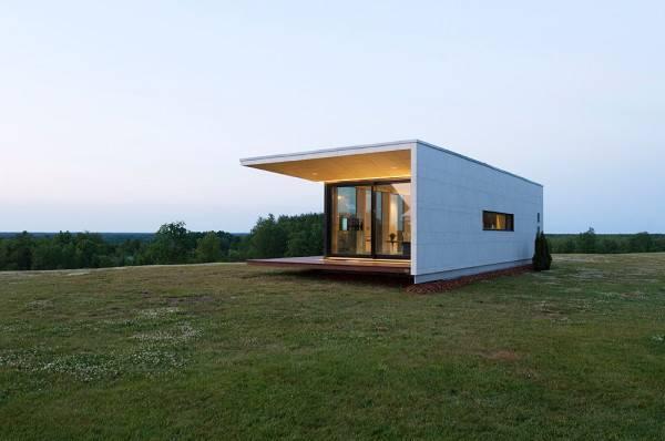 Passion House Prefab Modular Housing Design Milk