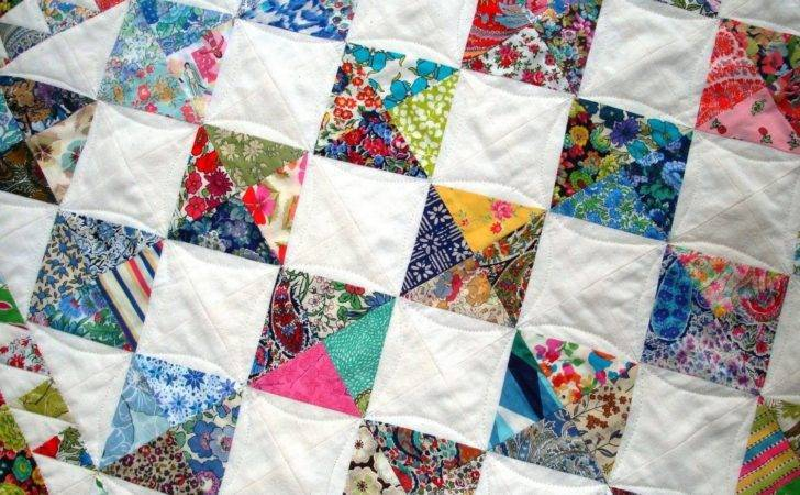 Patchwork Quilt Pattern Perfectly Charming Ideal