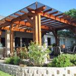 Patio Cover Solutions Offer Optional Rainshield