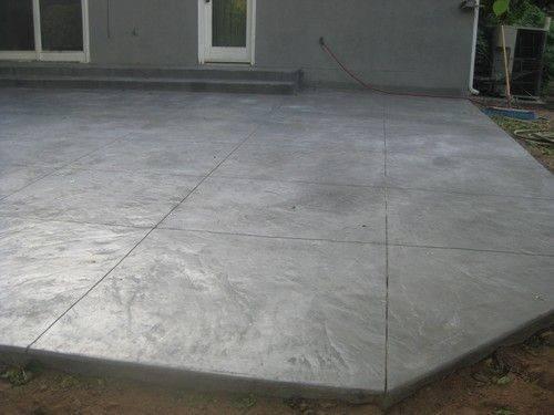 Patio Designs Stamped Concrete Italian Slate More Design