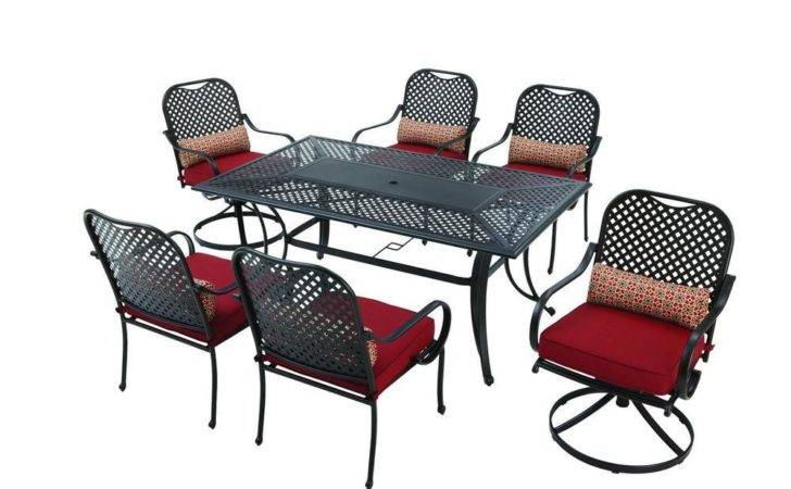Patio Dining Set Good Home Depot Furniture Designs