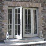 Patio Doors Timber Alu Clad French Balcony