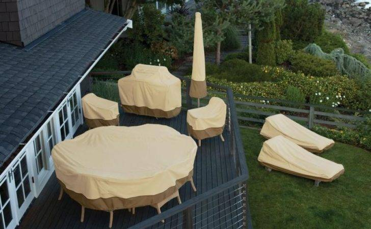 Patio Furniture Covers Protecting Your Outdoor Space