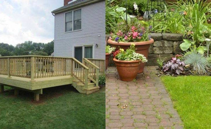 Patios Decks Difference