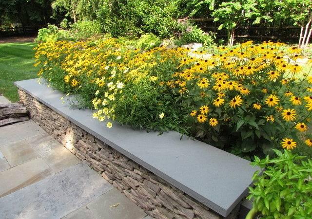 Patios Eclectic Landscape New York Ronni Hock Garden