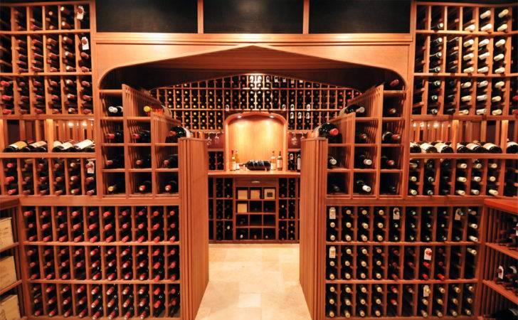 Paul Wyatt Designs Wine Racks Custom Cellar