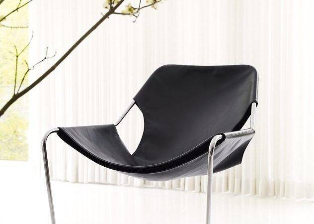 Paulistano Armchair Leather Design Within Reach