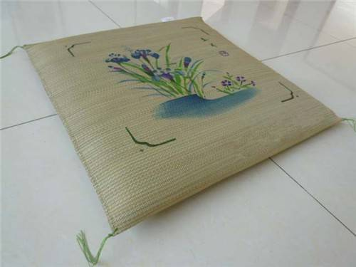 Pcs Lot Japanese Large Floor Cushions Seating Straw Square Zafu