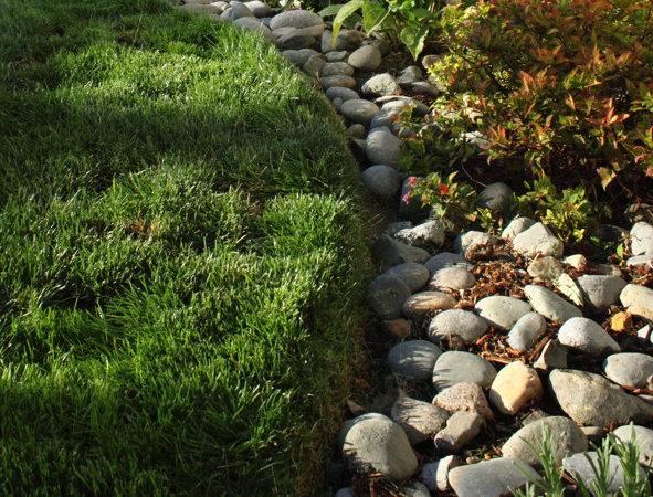 Pebble Mulch Mostly Useful Pathways Driveways