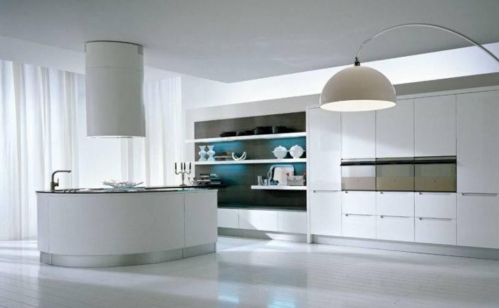 Pedini Kitchens Rounded Countertops