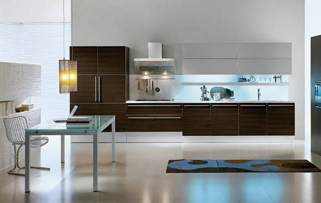 Pedini Modern Kitchen Cabinetry Other Kitchens