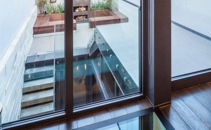 Peek Architecture Design Smith Terrace Chelsea Townhouse Basement