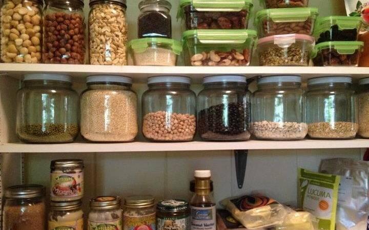 Peek Kitchen Pantry Health Coach Kul Healthy