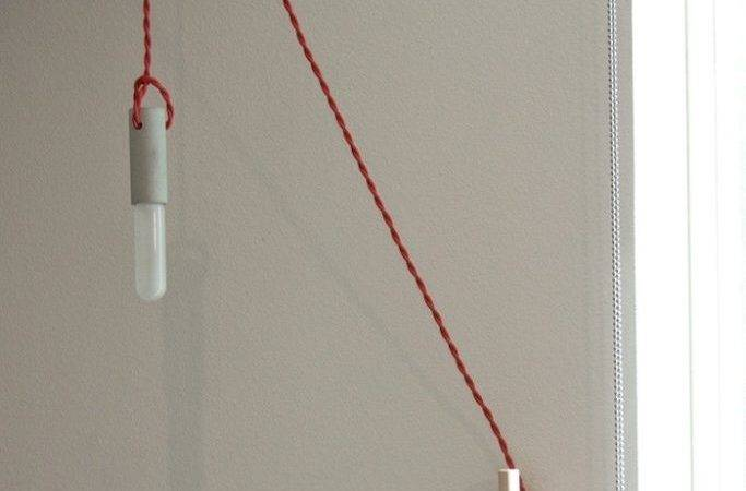 Pendant Light Red Share Buy Usd Product Concrete