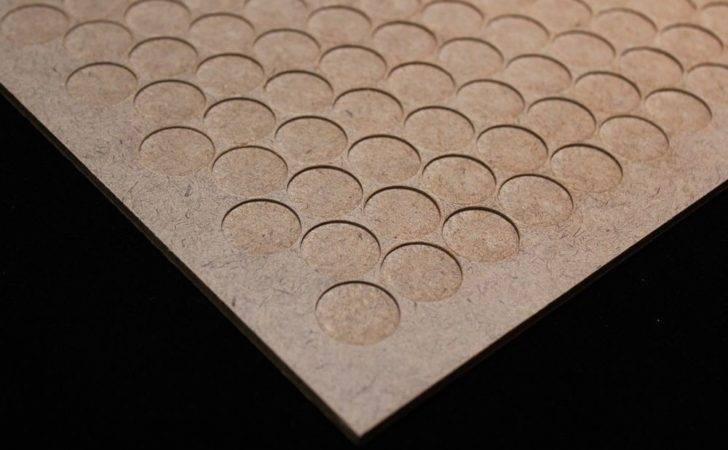Penny Floor Template Jig Coin Tray Ebay