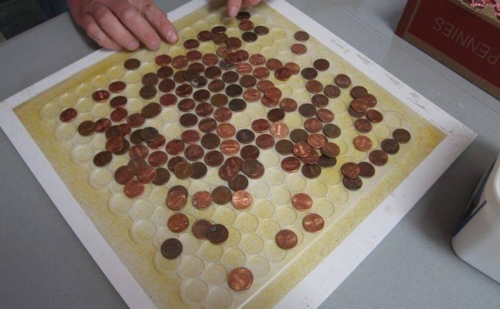Penny Floor Tile Template Becuo