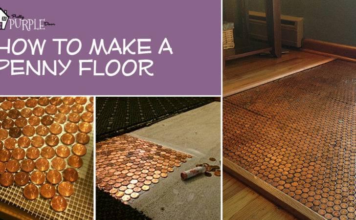 Penny Floor Tile Template Pretty Purple Door