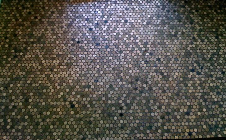 Penny Saved Tile Floor Westside Luxe Living