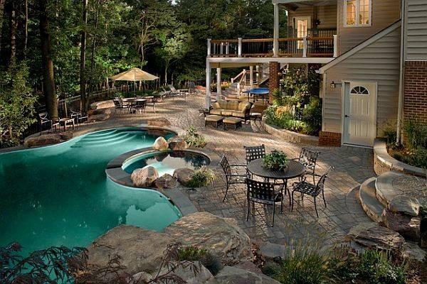 Perfect Backyard Retreat Inspiring Design Ideas