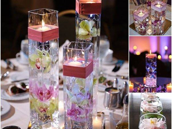 Perfect Diy Fantastic Wine Glass Centerpieces