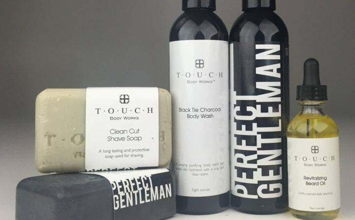 Perfect Gentleman Collection Touch Body Works