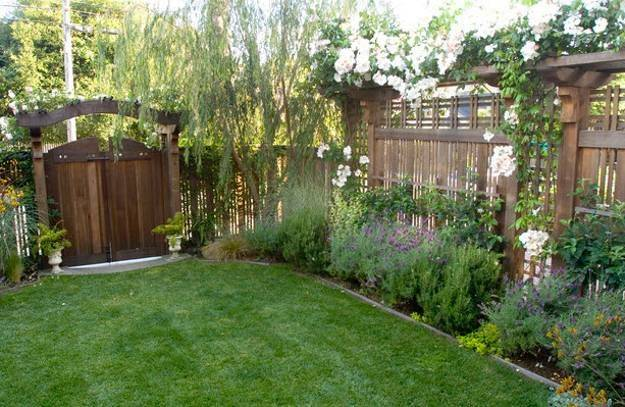 Perfect Inexpensive Landscaping Ideas Backyard Exactly Inspiration
