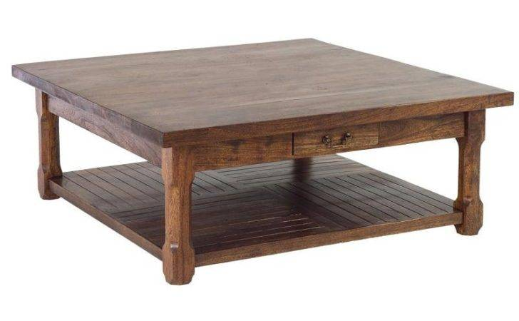 Perfect Large Square Coffee Table William Sheppee Verona