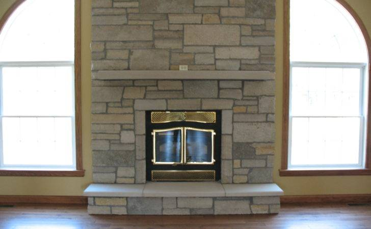 Perfect Stone Fireplace Creativefan