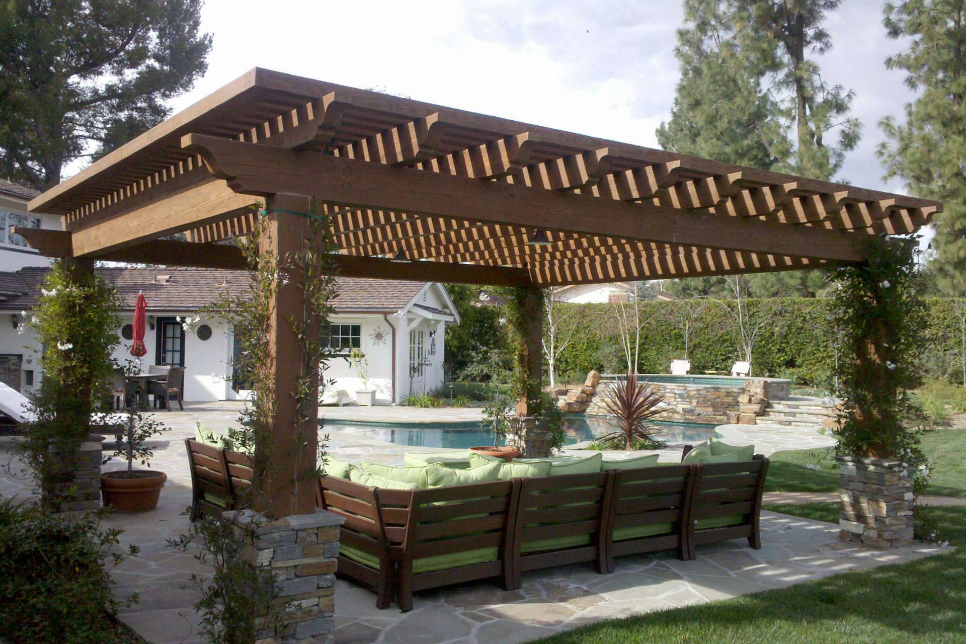 Pergola Roof Ideas Need Know Shadefx Canopies