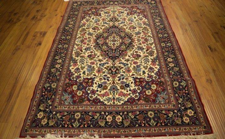 Persian Rug High End Ghom Perfect Quality Low Price Rugs Ebay