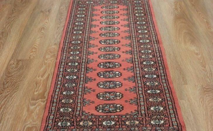 Persian Runner Rugs High End Traditional Rose Oriental Carpet Ebay