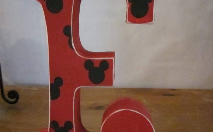 Personalized Custom Initail Letters Wooden Woodenwondersshop